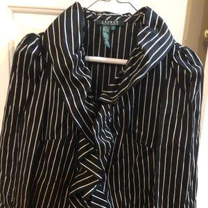 Size 2 - Ralph Lauren blouse